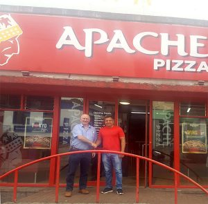 Apache Pizza and Utility Broker Donegal